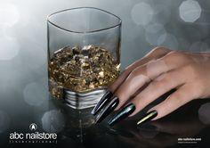Poster Motiv whiskey, A1 abc nailstore