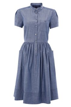 French Connection - Charlie Chambray Dress