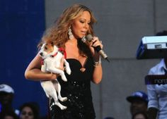 Mariah Carey Spends Thousands on Dog Grooming