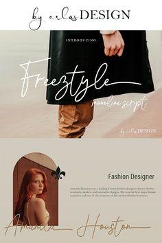 Font Logo, French Fashion Designers, New Fonts, Business Branding, Business Fashion, Modern Fashion, School Design, Logo Design, Photoshop