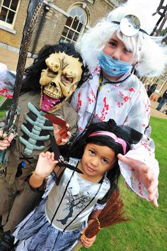 Come dressed for the occasion and join in the Holkham Halloween fancy dress parade. www.holkham.co.uk