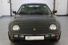 Porsche 928 S, Handschaltung,41tkm,Klima, SSD, Volleder als Sportwagen/Coupé in Uelsby