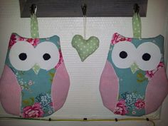 Owls for the oven