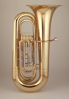 Tuba  Hope to have one like that!