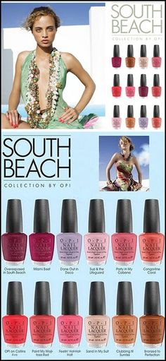 South Beach Collection - Spring/Summer 2009