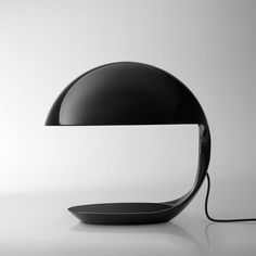 Cobra Table Lamp designed by Elio Martinelli for Martinelli Luce, Italy, 1968