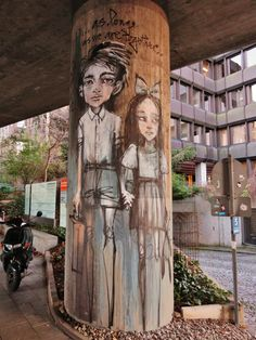 Herakut (2015) - München (Germany)