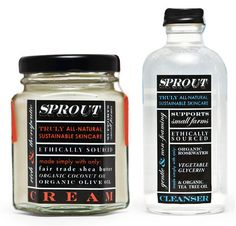Sprout – No-frills Organic Skincare, Made in Brooklyn
