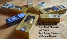 Solid as a roC : Your best Skin with roC brand anti aging products at Duane Reade @Duane Reade #rocskincare #rocbrand #eyes4nyc #ad #shop #collectivebias