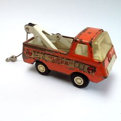 Tonka Pick-up truck, cute vintage toy truck