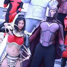 #cosplay #costume #marvel #xmen #magneto #mutant #con #geek