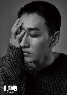Super Junior member Eunhyuk is being featured in the upcoming issue of the fashion publication The Celebrity Magazine. The photo shoot was the idols final shoot before enlisting with the South Korean Military. Military Cut, Korean Military, Leeteuk, Heechul, Super Junior Members, Lee Hyukjae, Celebrity Magazines, Hallyu Star, Choi Siwon