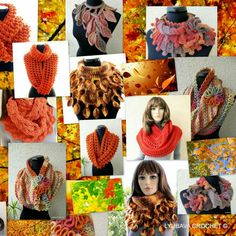 Fall Crochet Gifts Ideas