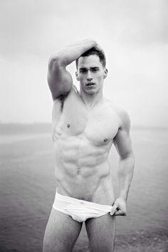 Adam Dawda #man #swimwear #sexy #adamdawda