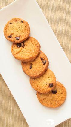 Chocolate Chips Cookie 朱古力曲奇脆餅