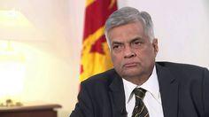 රාජ්ය නායකයා මෛත්රී ද රනිල් ද? Prime Minister Ranil with Channel 4, Ja...