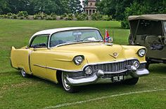 Cadillac Coupe DeVille (1954)