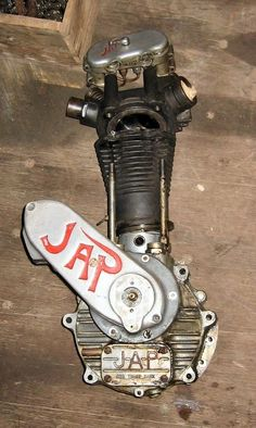 JAP engine.