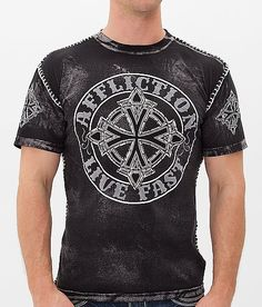 Affliction Royal Chomatic T-Shirt at Buckle.com