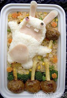 It is food! :D