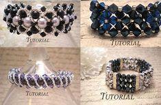 10 Right Angle Weave Bracelet Tutorials | Craftsy