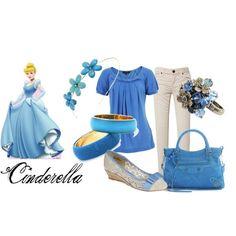 Cinderella (by Jen O.)
