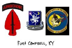 160th SOAR- My husband was a Night Stalker in the early 90's
