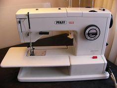 vintage pfaff sewing machine 1222 - Google Search