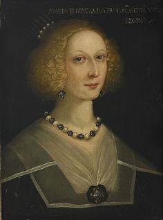 Maria Eleonora (Jacob Heinrich Elfbas)