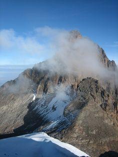 Mt Kenya, Africa