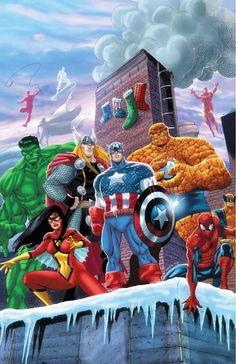 A Heroic Christmas