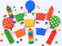 http://www.lilaloa.com/2012/08/cupcake-cookies.html