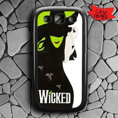 A New Musical Wicked Samsung Galaxy S3 Black Case