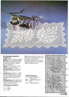 Home Decor Crochet Patterns Part 122 - Beautiful Crochet Patterns and Knitting Patterns Filet Crochet Charts, Crochet Doily Patterns, Crochet Motif, Crochet Doilies, Knit Crochet, Scarf Patterns, Crochet Pillow, Knitting Patterns, Crochet Leaves
