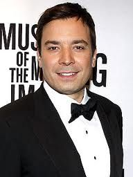 jimmy fallon - Talented and about the nicest person in show biz. Going to a taping of his show is a great experience! And, he can make me laugh!