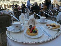 Breakfast in Italy!