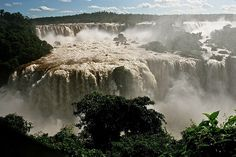 Las Cataratas del Iguaz, Argentina