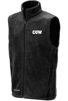 Concordia University Wisconsin Columbia Flanker Full-Zip Vest $50.00