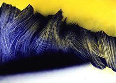 hans hartung - T1971-R30, 1971 180 X 250 cm, acrylic on canvas