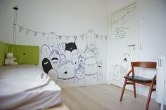 VERT poussin: Viggo's room