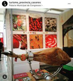 Los placeres que tenemos en Extremadura, en pocos sitios los hay.. @turismo_provincia_caceres www.plasenciasabores.com #madridfusion #extremadura #gourmet #jamoniberico #jamon #bellota