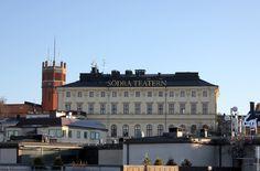 Sodra Teatern, Stockholm // 960milesaway.com