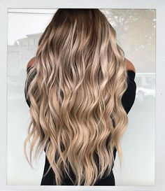 Winter Blonde Hair -
