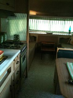 1969 Ideal Travel Trailers are pretty cool also.  I really like the wall between the living area and also the dinette opposite the kitchenette.
