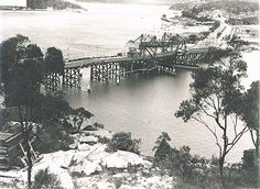 The Spit Bridge,Manly,Northern Beaches of Sydney in Live In The Now, Back In The Day, Australian Road Trip, Sydney City, Historical Images, North Shore, Cool Eyes, Old Photos, Past
