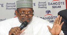 Dangote, Niger State seal N166b pact on sugar production