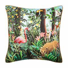 Jungle Cushion - Zara Home