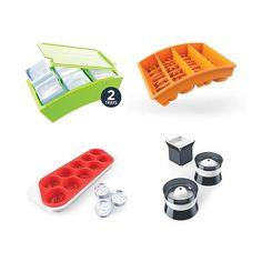 Zoku's New ice Cube Trays