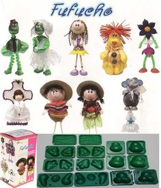 Foam Crafts, Movie Posters, Image, Fictional Characters, Ideas, Recycled Paper Crafts, Craft Foam, Paper Crafting, Jelly Beans