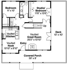 Cottage Style House Plan Designed By Marianne Cusato